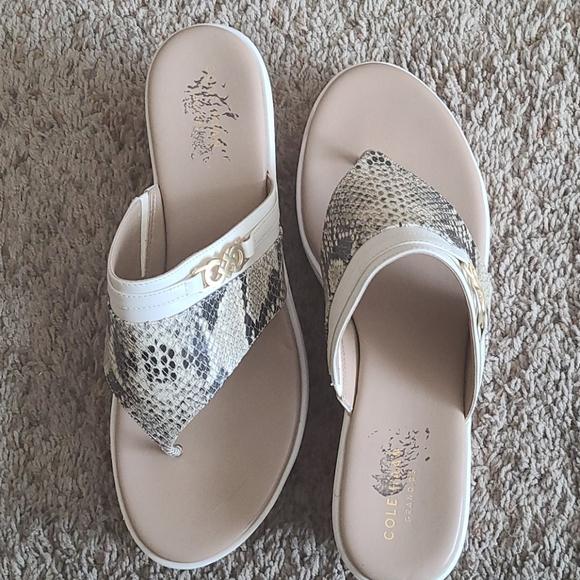 Cole Haan sandals slides